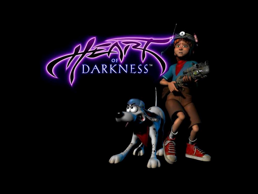 Heart of Darkness - retro