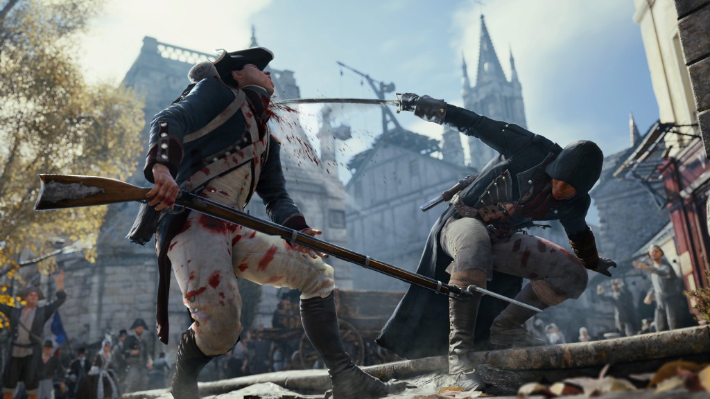 Assassin's Creed: Unity - preview