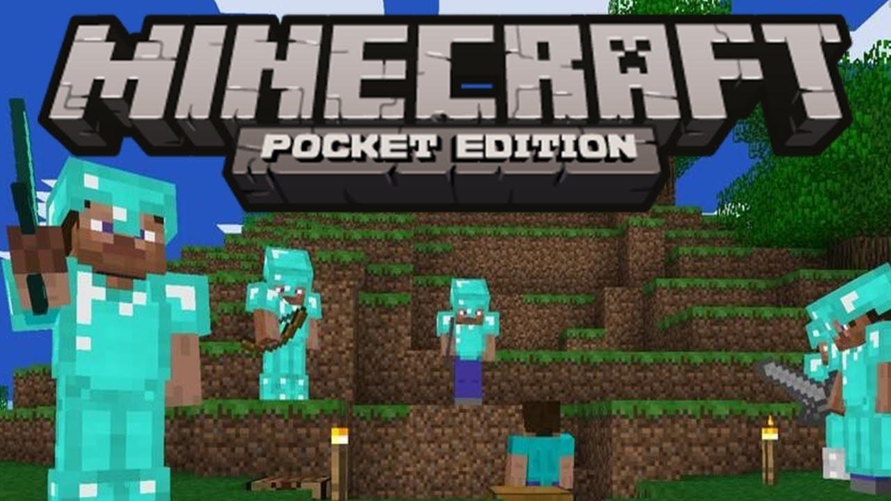 descargar minecraft pocket edition para android gratis