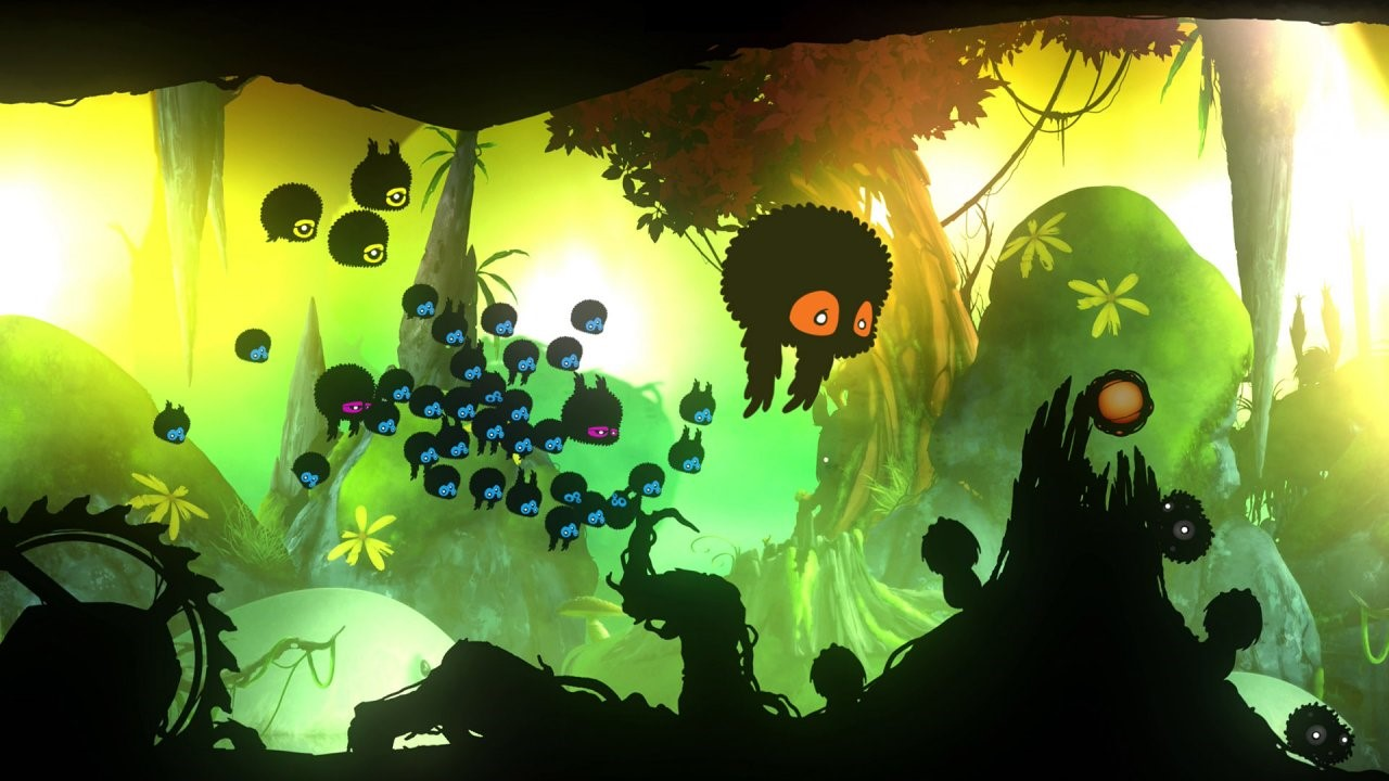 BADLAND: Game of the Year Edition - recenze