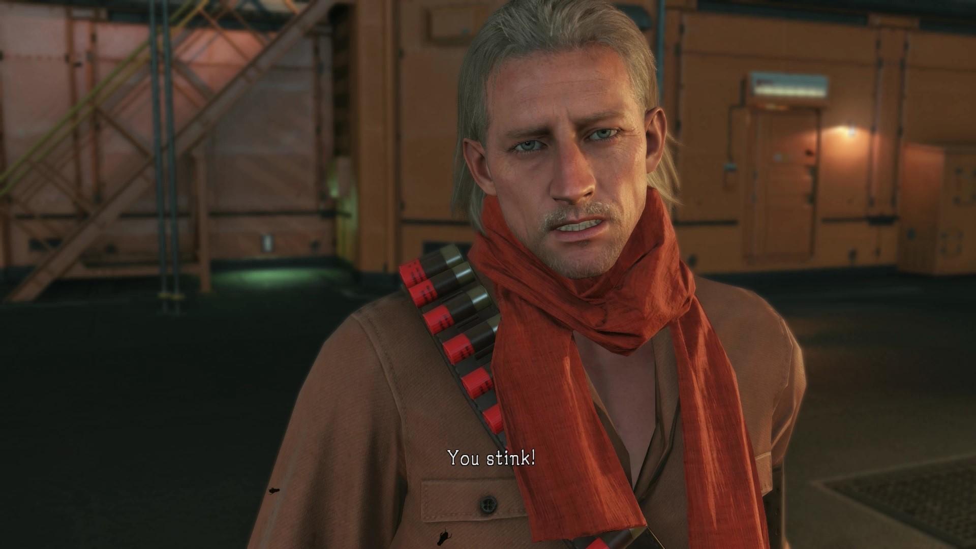 Klik pro zvětšení (Metal Gear Solid 5: The Phantom Pain - recenze)