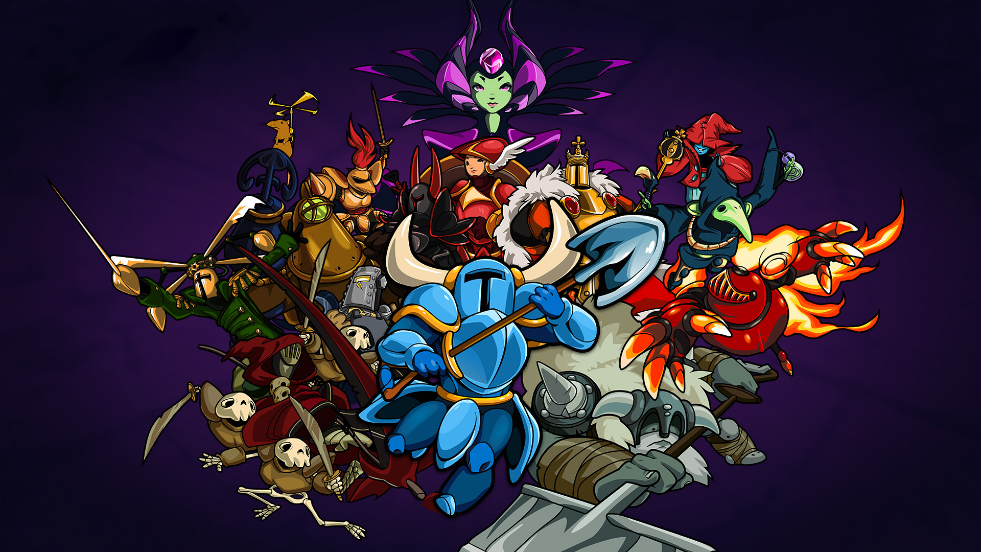 Shovel Knight: Treasure Trove - recenze