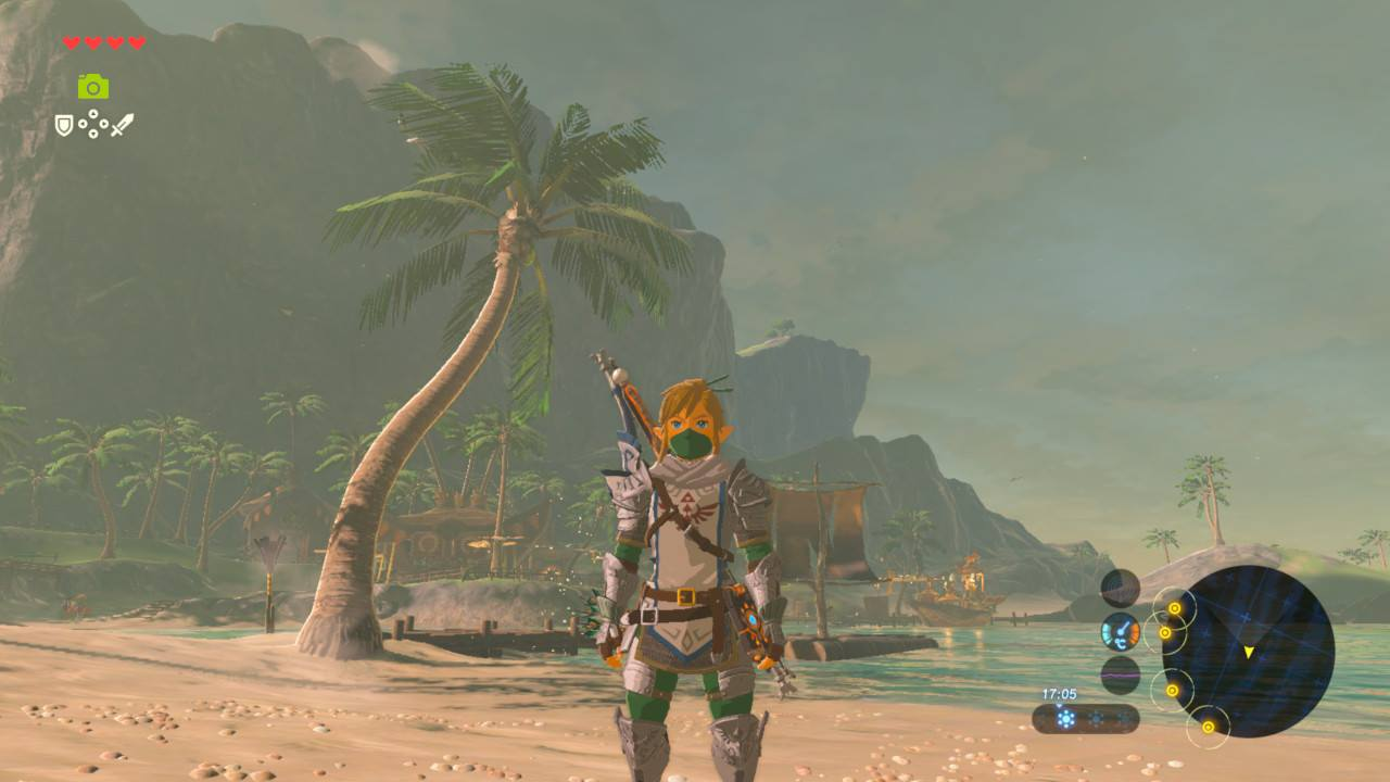 Klik pro zvětšení (The Legend of Zelda: Breath of the Wild - recenze)