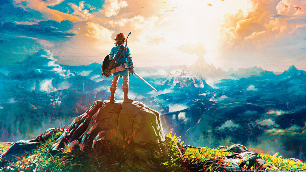 The Legend of Zelda: Breath of the Wild - recenze