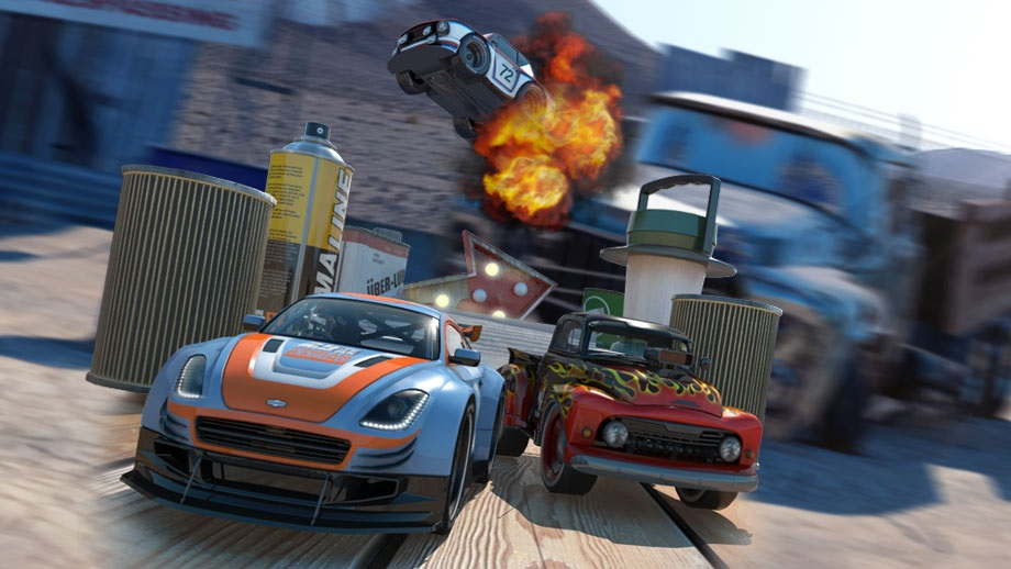 Table Top Racing: World Tour - recenze