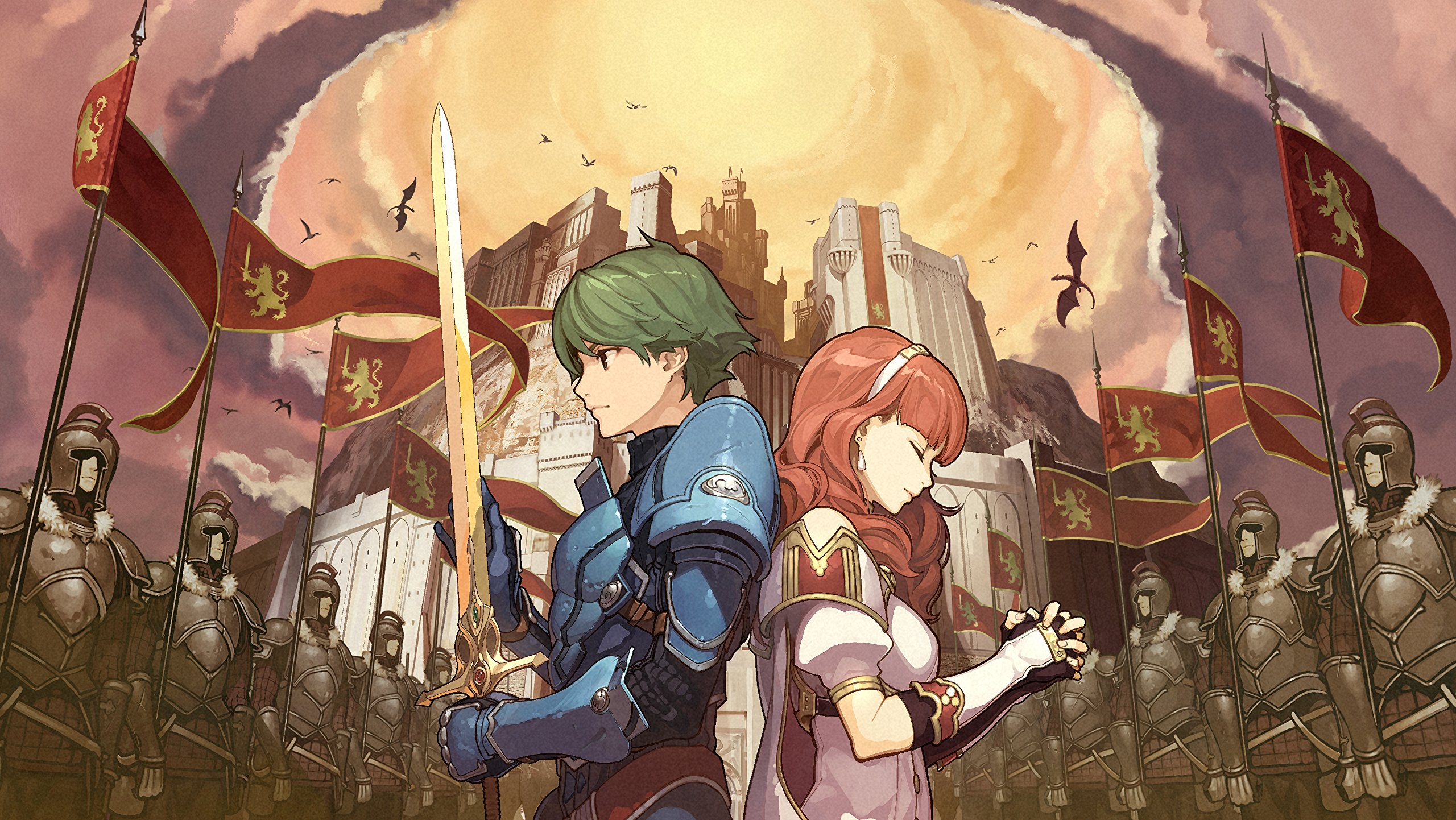 Fire Emblem Echoes: Shadows of Valentia - recenze