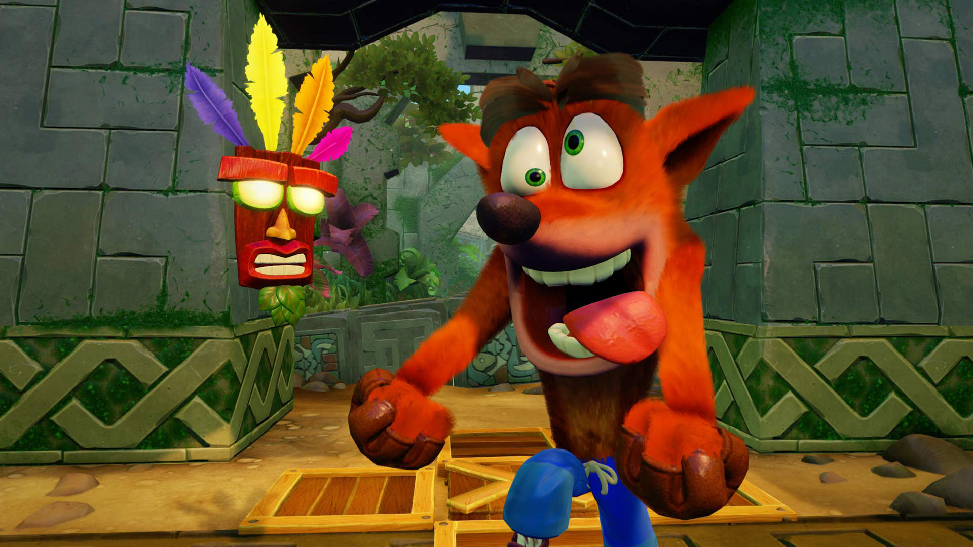 Crash Bandicoot N. Sane Trilogy - recenze