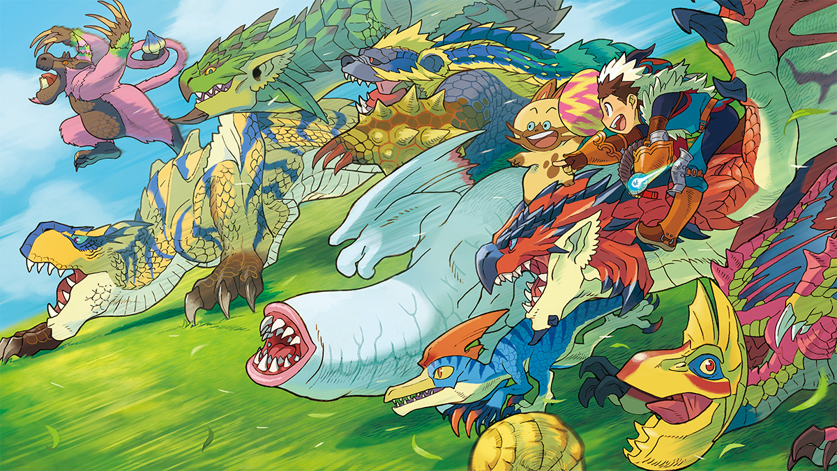 Monster Hunter Stories - recenze