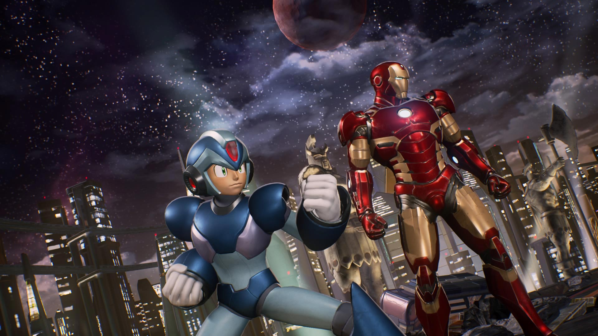 Marvel vs. Capcom: Infinite - recenze
