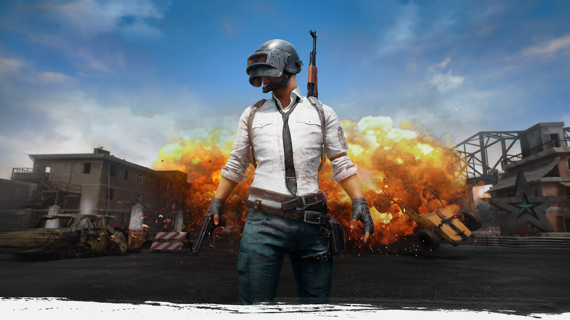 PlayerUnknown's Battlegrounds (Xbox Game Preview) - recenze