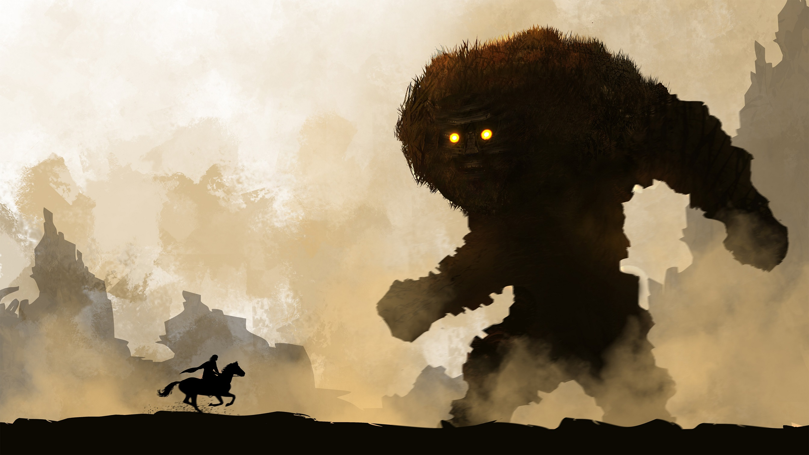 Shadow of the Colossus - recenze
