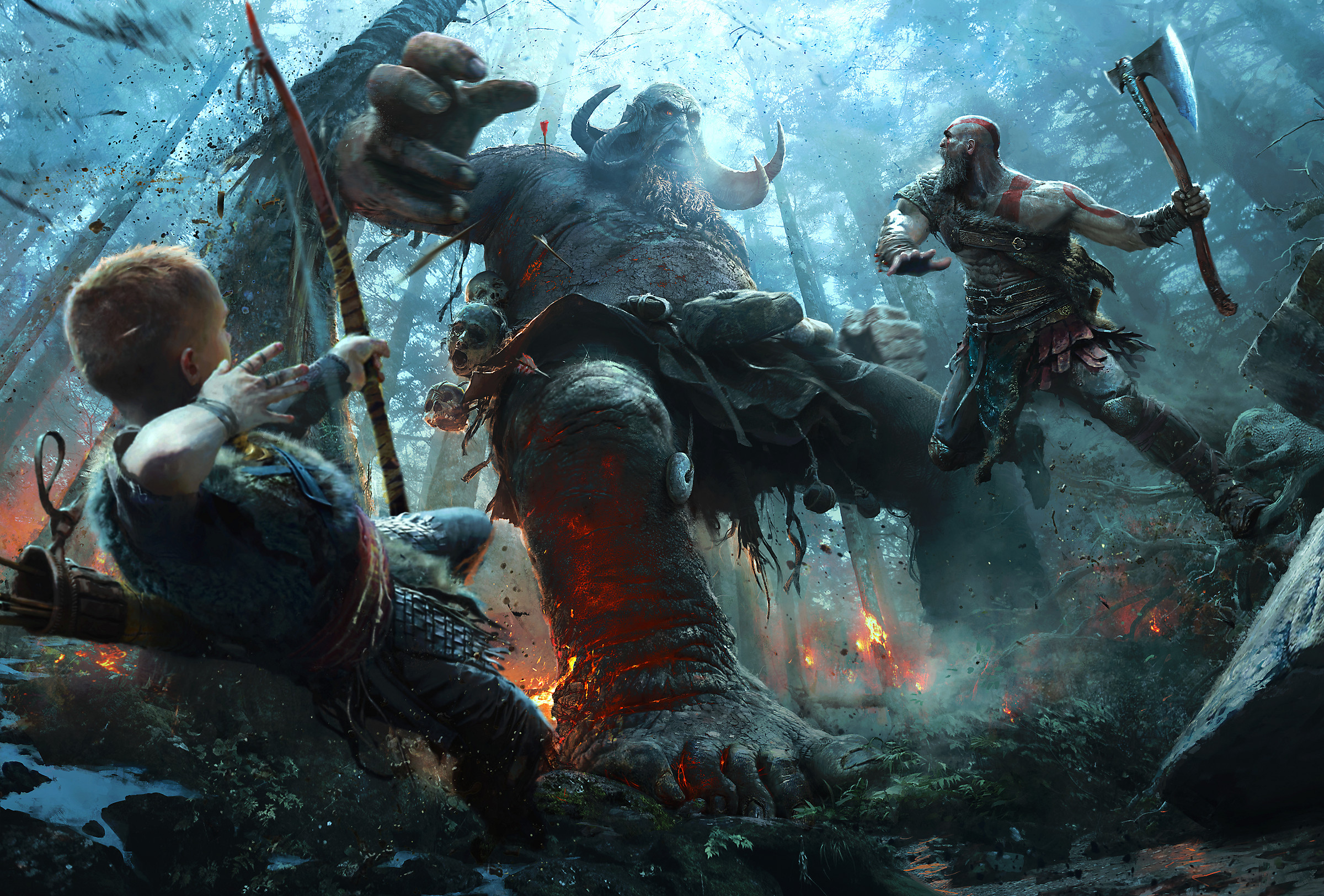 God of War - recenze