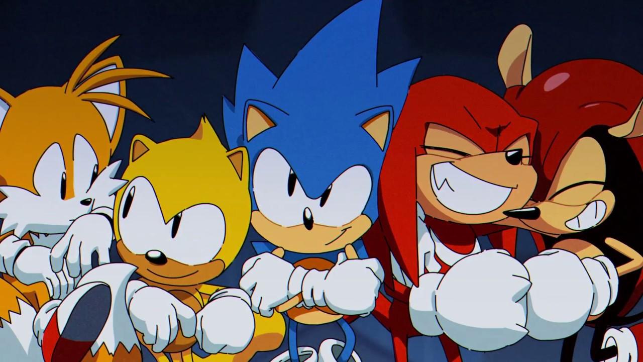 34d2aa57a4 Sonic Mania Plus - recenze  CzechGamer