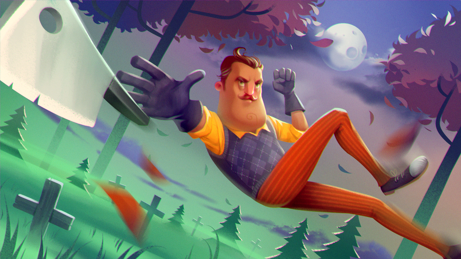 Hello Neighbor - recenze (Switch)