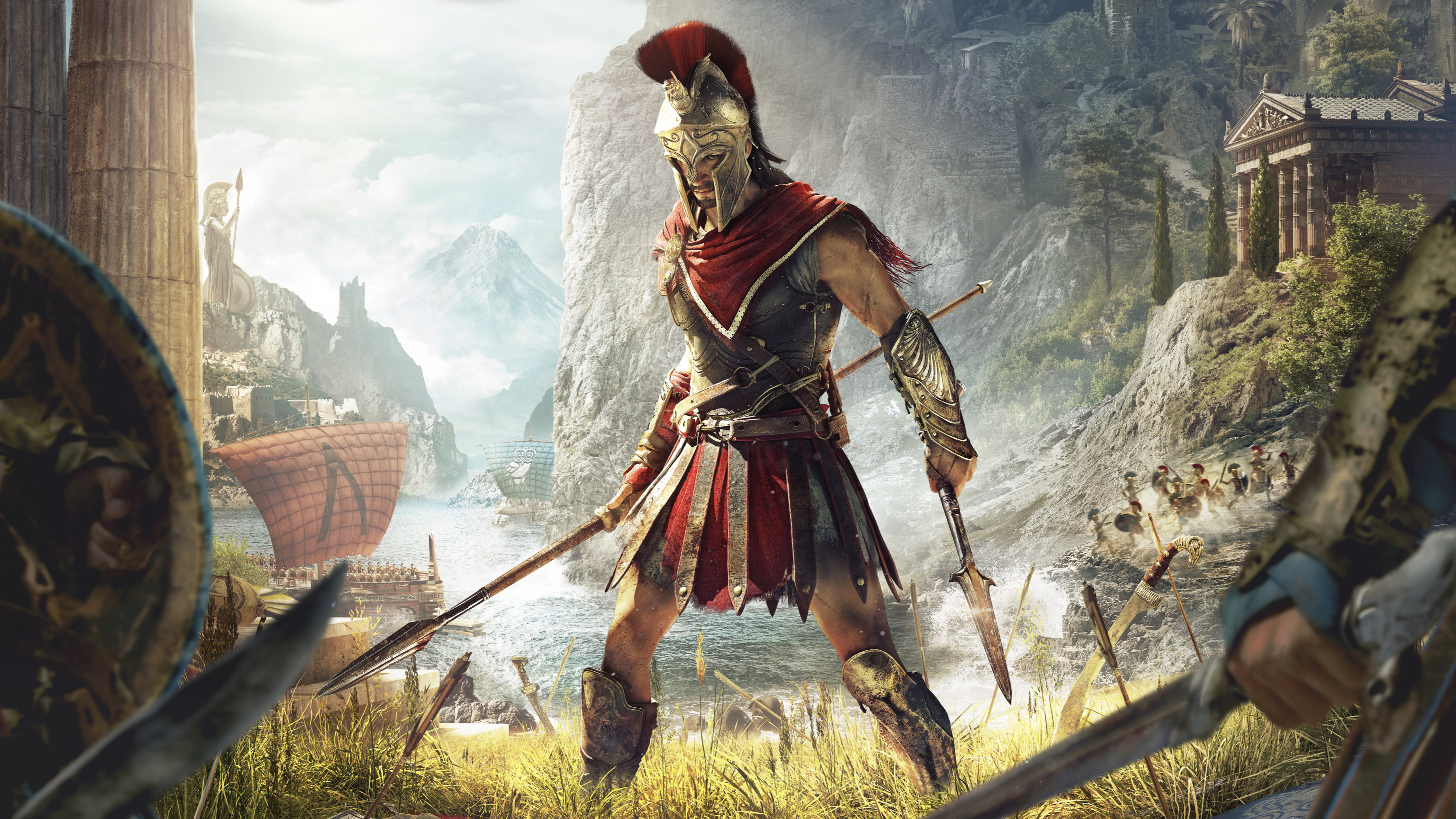 Assassin's Creed Odyssey - recenze