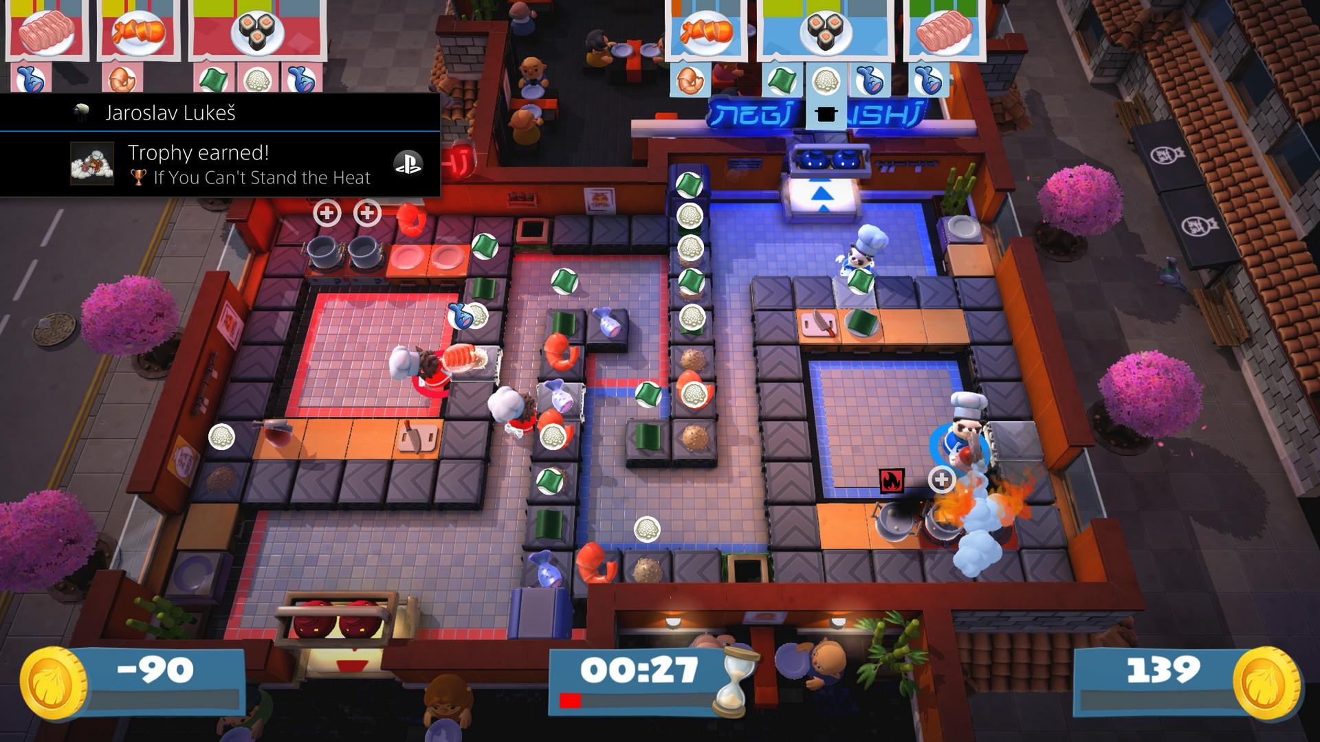 is overcooked multiplayer