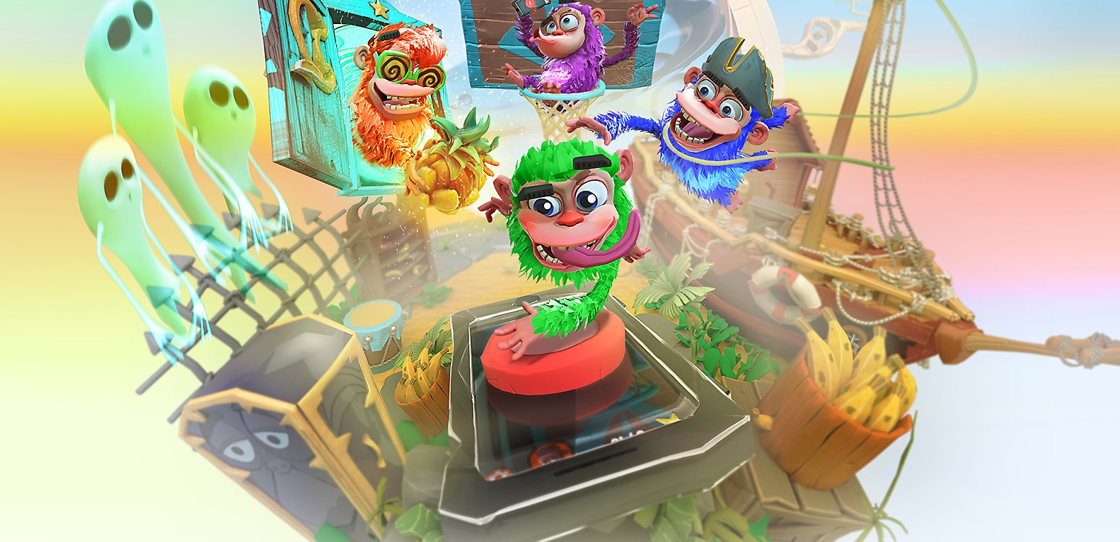 Chimparty - recenze