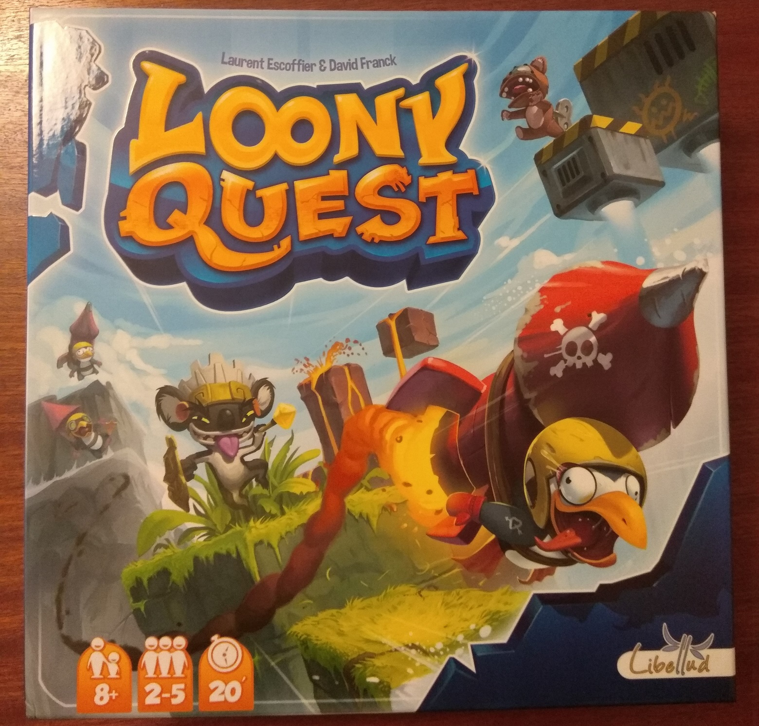 Loony Quest - recenze