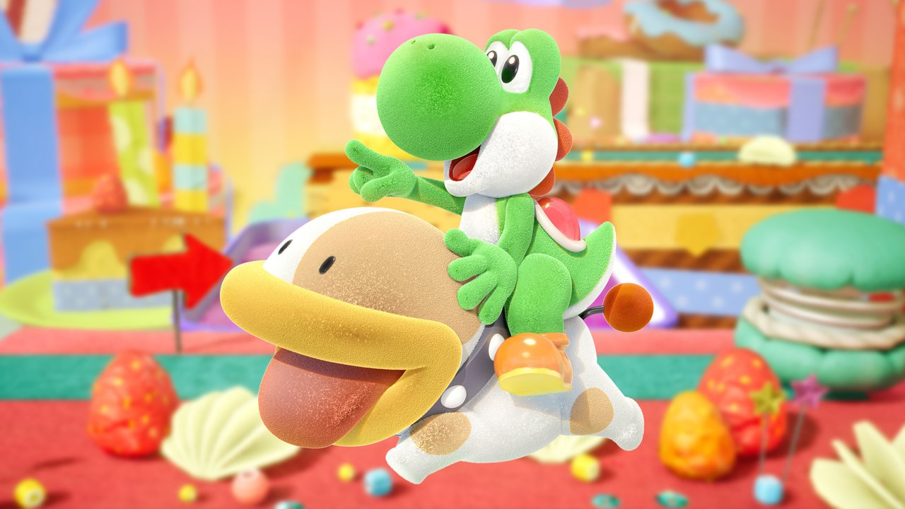 Yoshi's Crafted World - recenze
