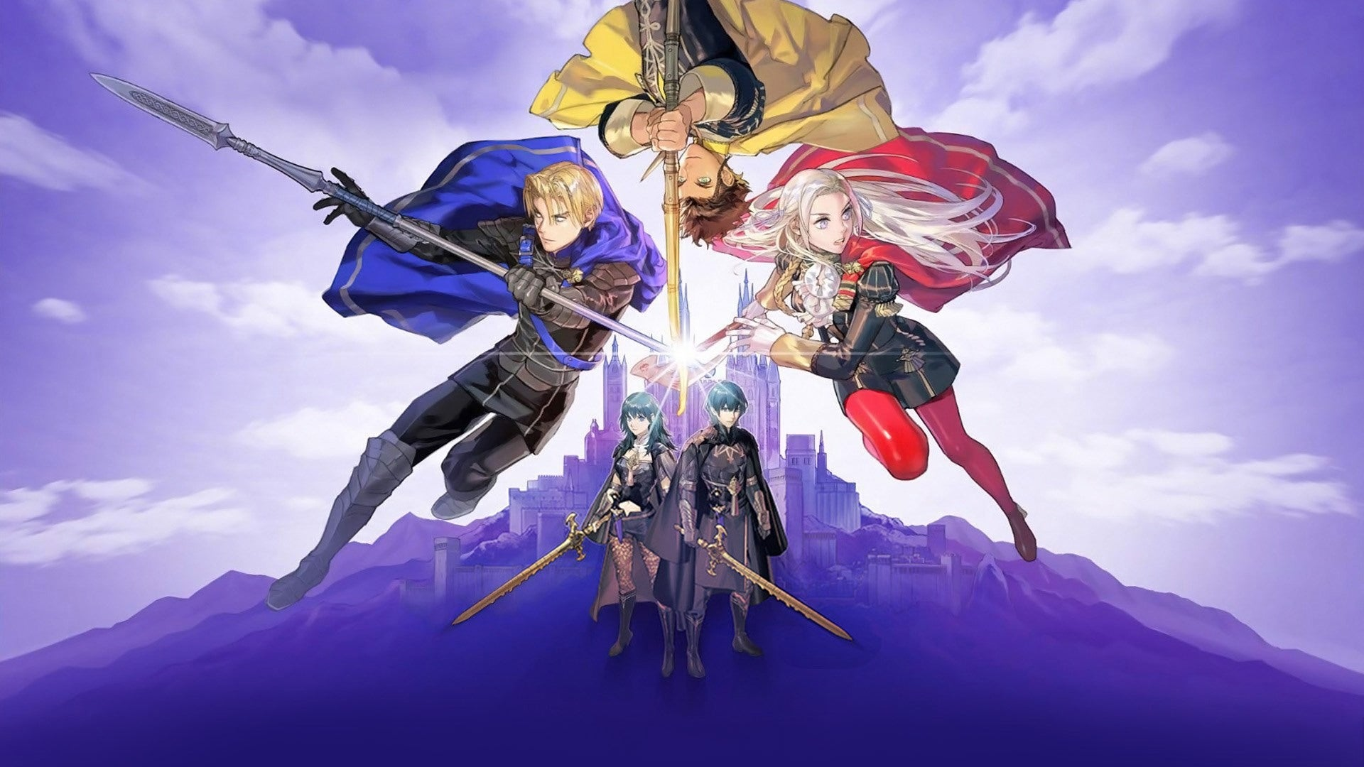Fire Emblem: Three Houses - recenze