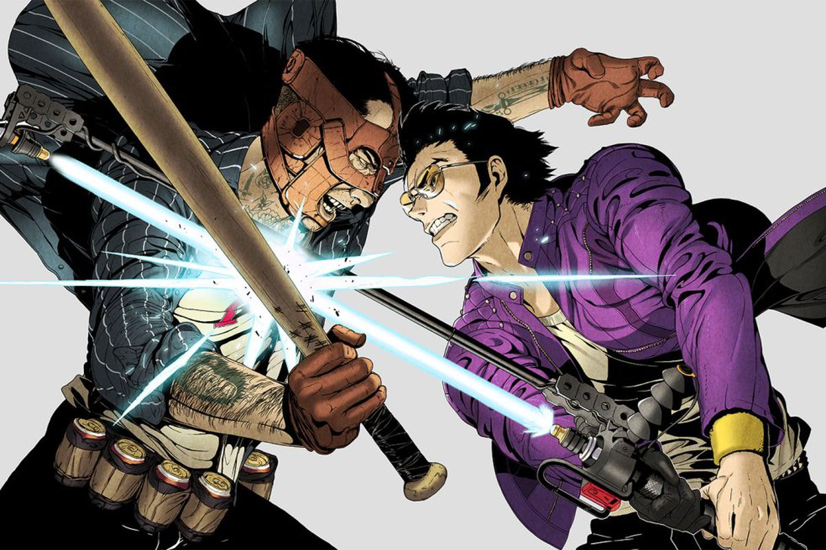 Travis Strikes Again: No More Heroes - recenze