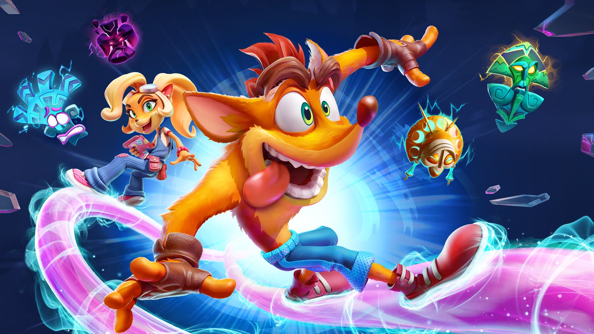 Crash Bandicoot 4: It's About Time - recenze