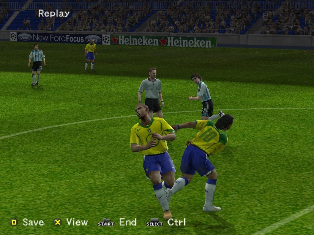 Pro Evolution Soccer 5 [CzechGamer]