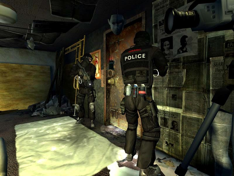 Фотография Софт Клаб SWAT 4: Special Weapons and Tactics Скриншот 2.