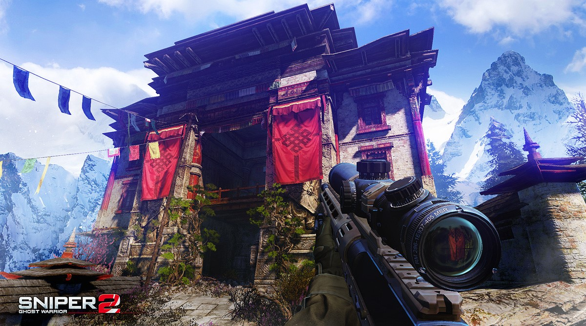 Sniper: Ghost Warrior 2 - preview
