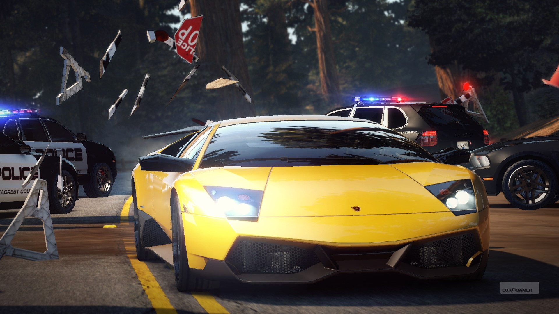 Need for Speed: Hot Pursuit - preview
