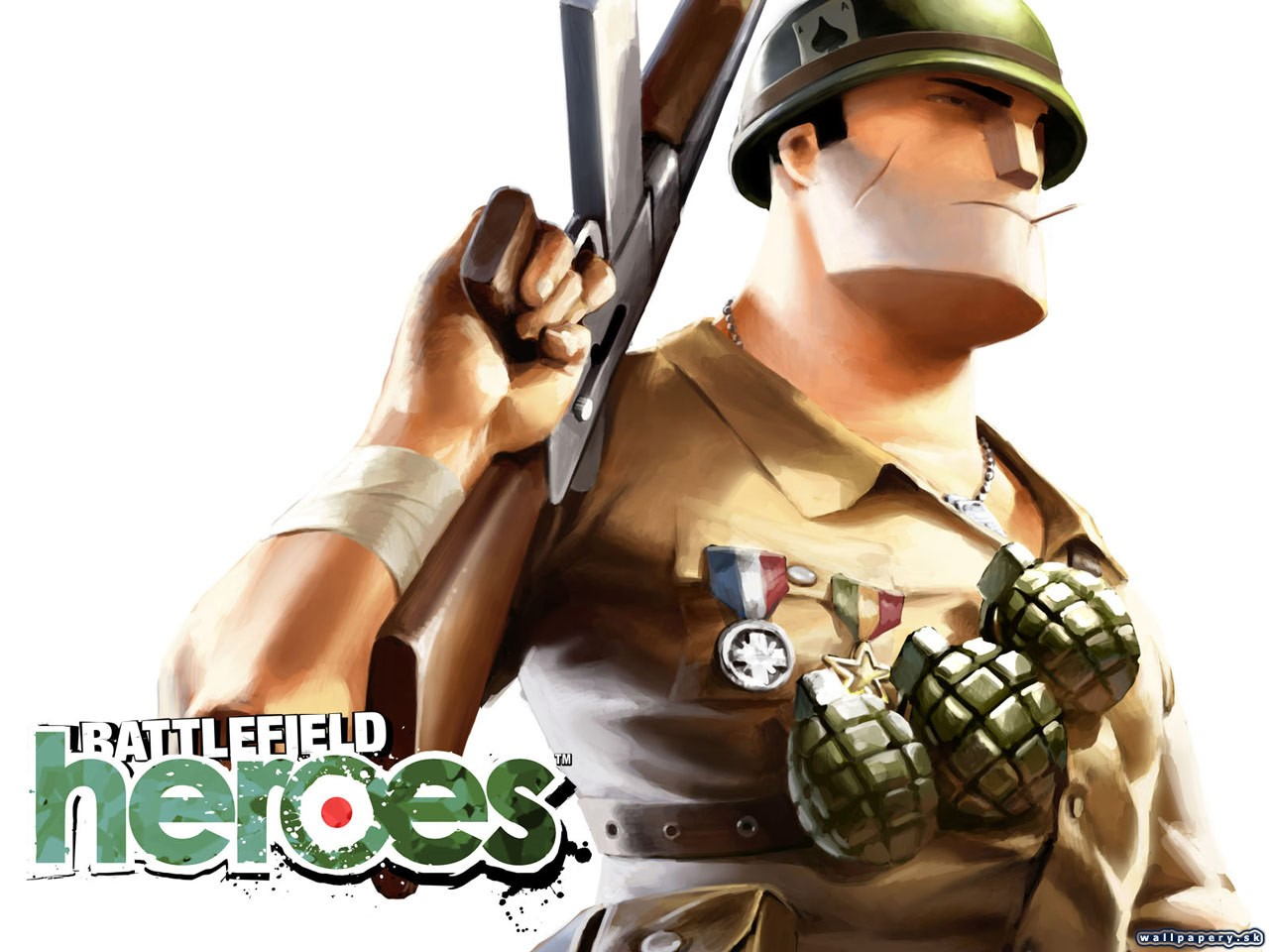 Battlefield Heroes - preview