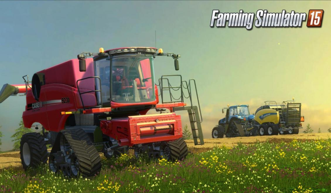 farming simulador 2015
