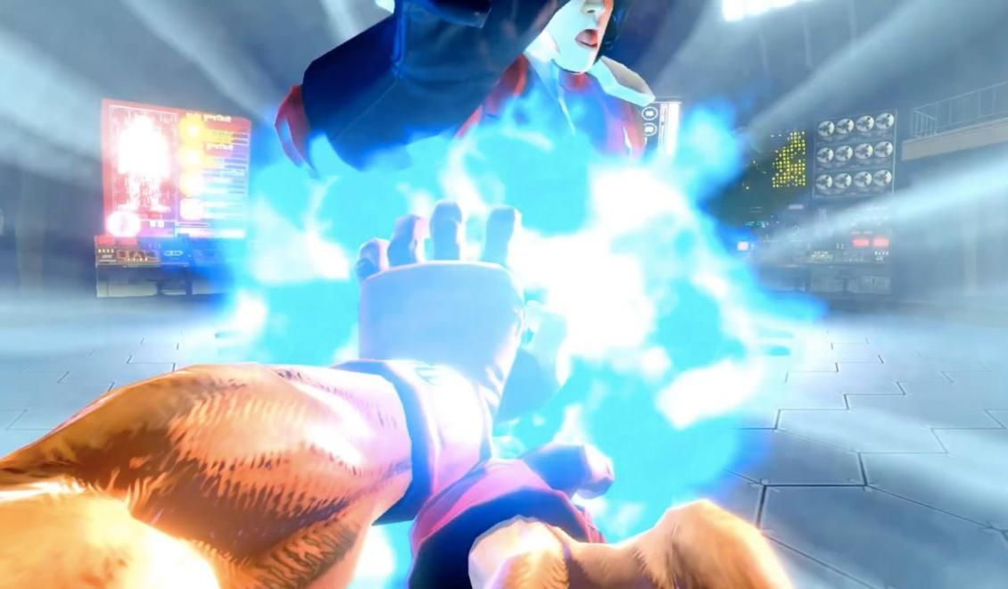 Street Fighter na Switch ponúkne FPS modus