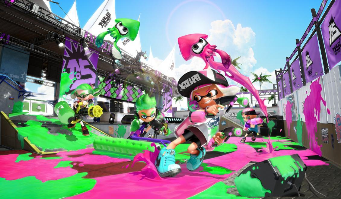 Splatoon 2 ukazuje prvýkrát single player