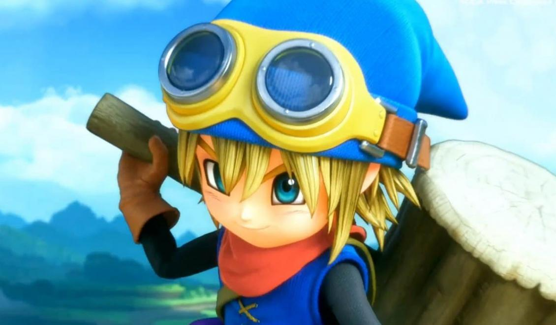 Dragon Quest Builders 2 ohlásený na PS4 a Switch!