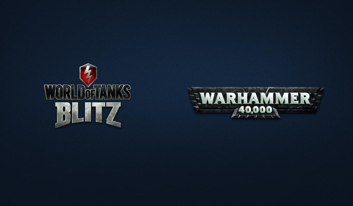 World of Tanks Blitz se spojí s Warhammer 40.000