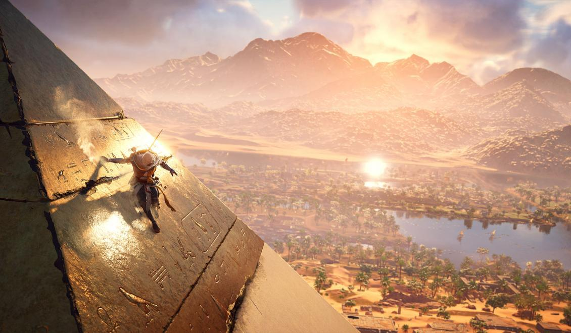 Hrůzy Egypta v Assassins Creed: Origins