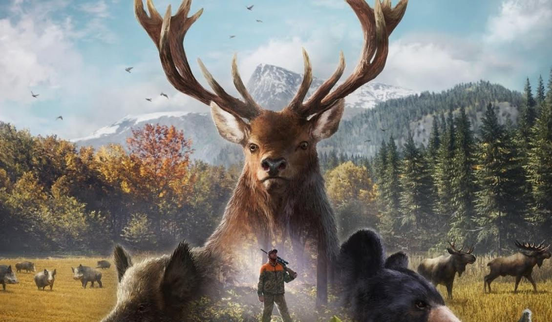 theHunter: Call of the Wild láká na nákup PS4 verze
