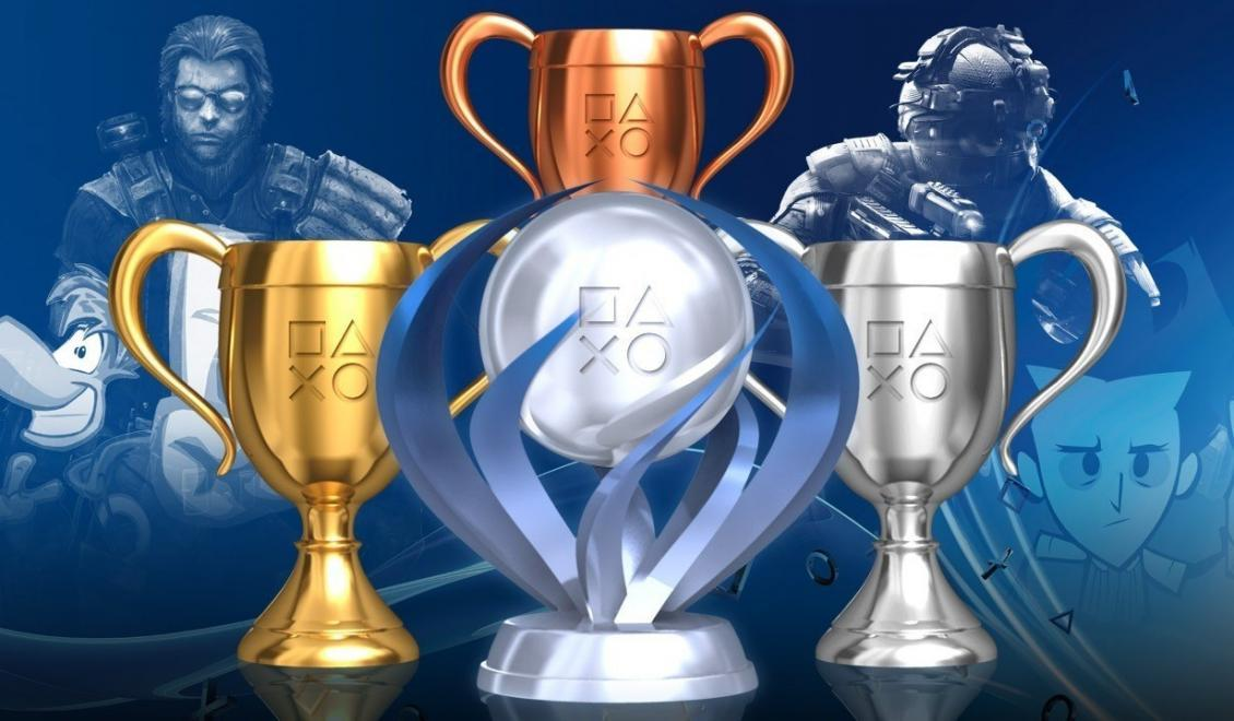 PlayStation trofeje slaví 10 let