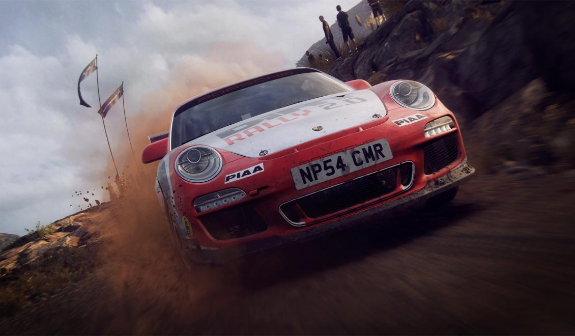 DiRT Rally 2.0 si zahrajeme i ve VR