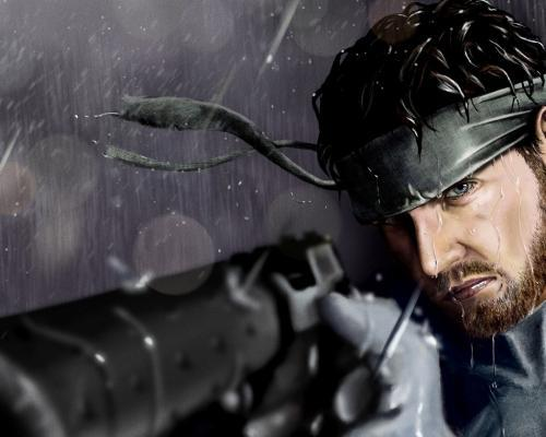 Retrogamer: Metal Gear Solid