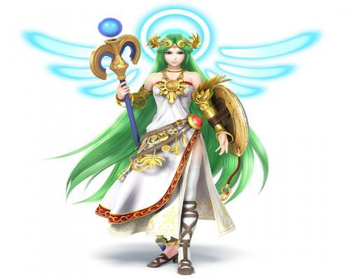 E3 2014: Super Smash Bros. - Palutena Trailer