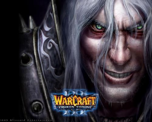 Warcraft 3 - retro