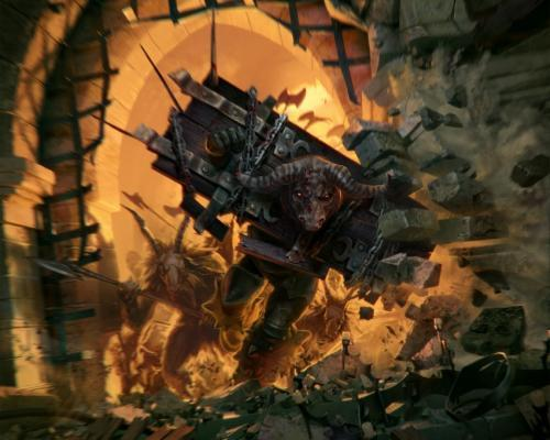 Hellraid - preview