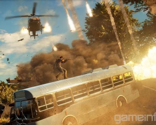 Just Cause 3 - preview