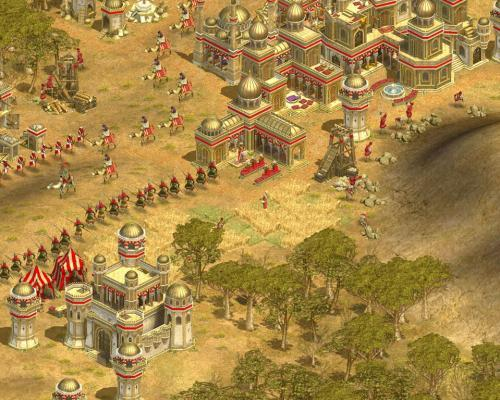 Rise of Nations - retro