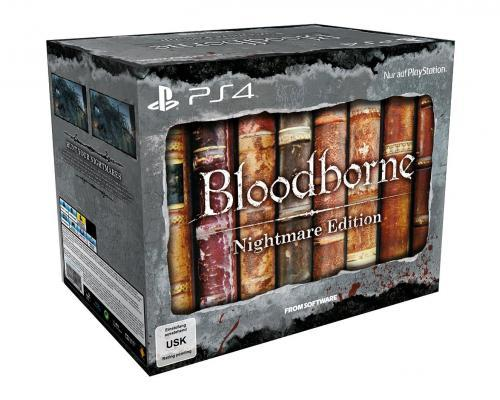 Unboxing - Bloodborne Nightmare Edícia