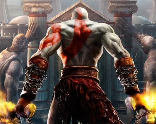 God of War III Remastered v porovnaní s PS3 verziou