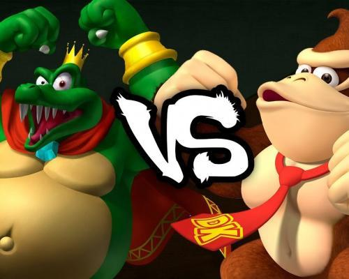 King K. Rool smeruje do SSB?