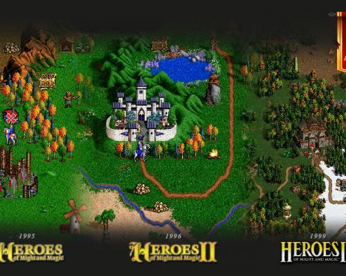 Heroes of Might and Magic oslavuje dvadsiate narodeniny!